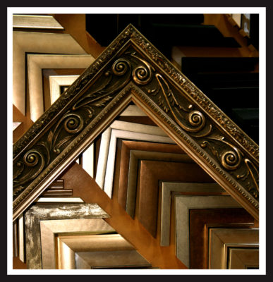 Huge range of mouldings and frames